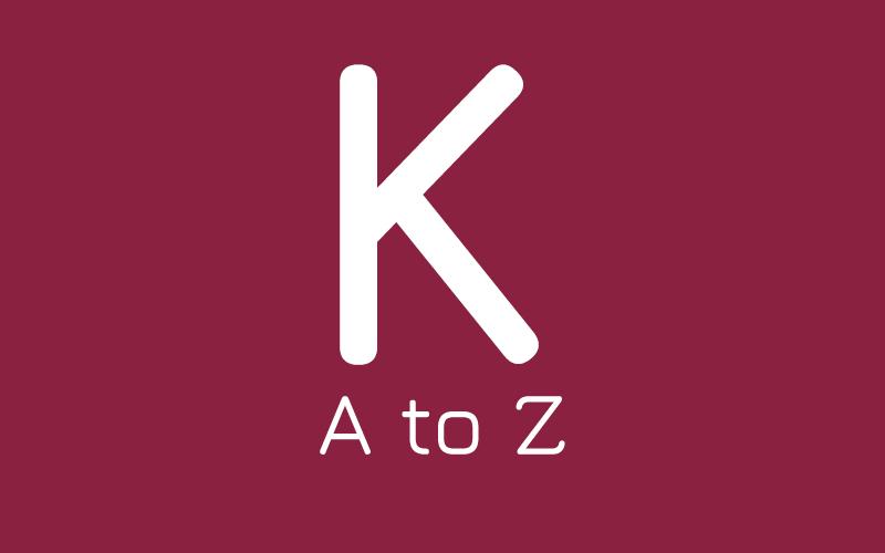 K is for Kouo-Doumbé