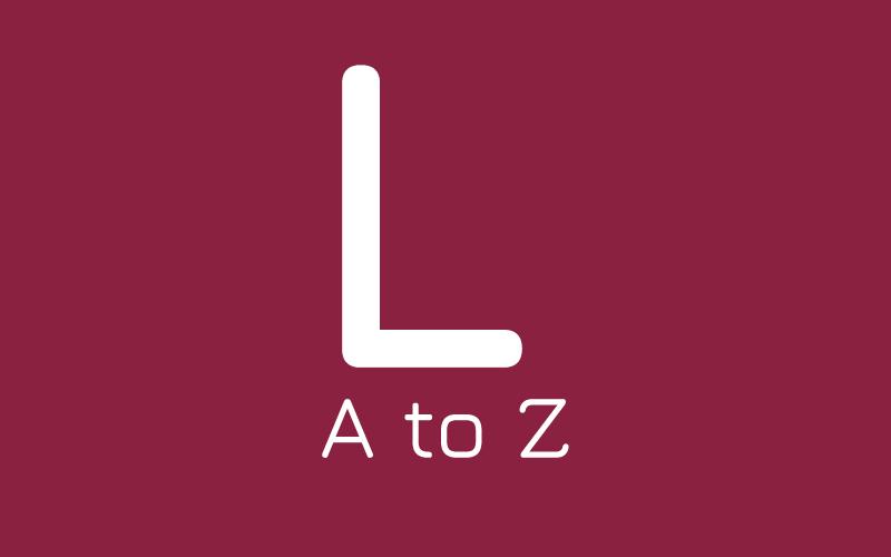 L is for Larkin