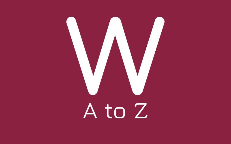 W is for Woollard