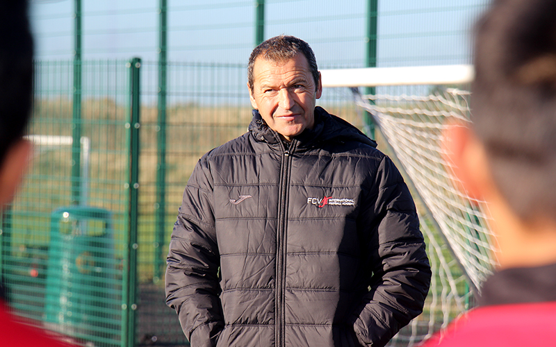 Colin Calderwood appointed Head Coach at Northampton Town International Football Academy